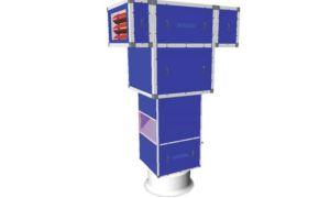 Агрегаты приточные вентиляционные с утилизацией тепла